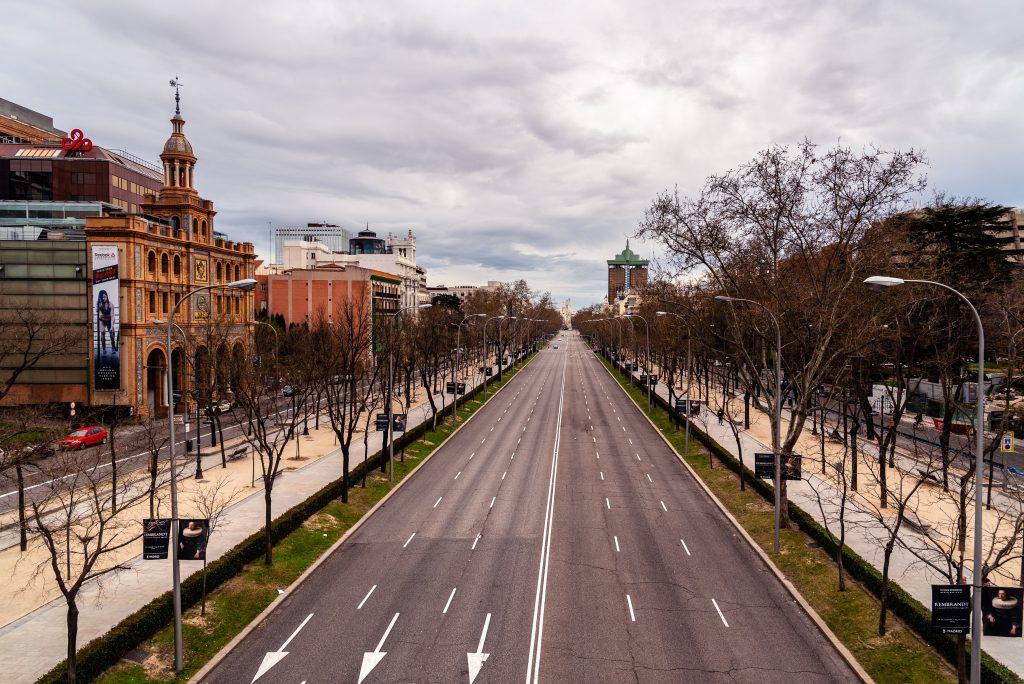 La mejora de la calidad del aire durante la primera ola de la COVID-19 evitó alrededor de 150 muertes prematuras en las principales ciudades españolas