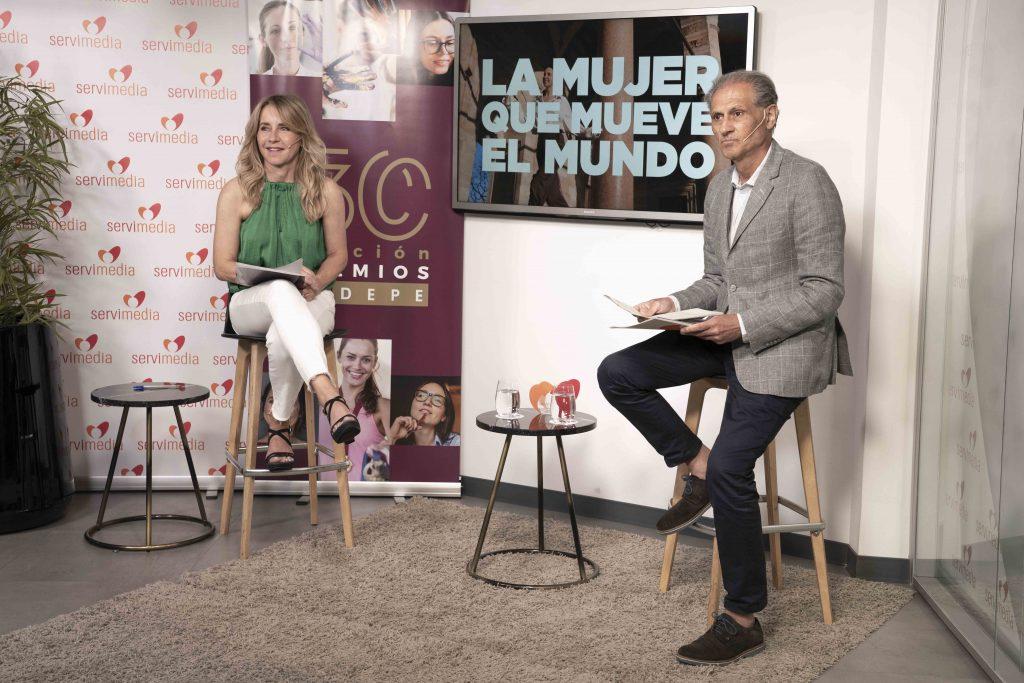 'La mujer que mueve el mundo', de Sole Giménez, himno del 30 aniversario de los Premios FEDEPE