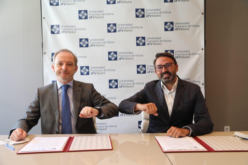 Fundación Vithas y la Universidad Francisco de Vitoria crean una cátedra centrada en el dolor