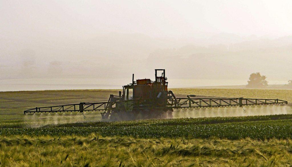 Descubren nuevas sustancias derivadas de los pesticidas con efectos nocivos para el medioambiente
