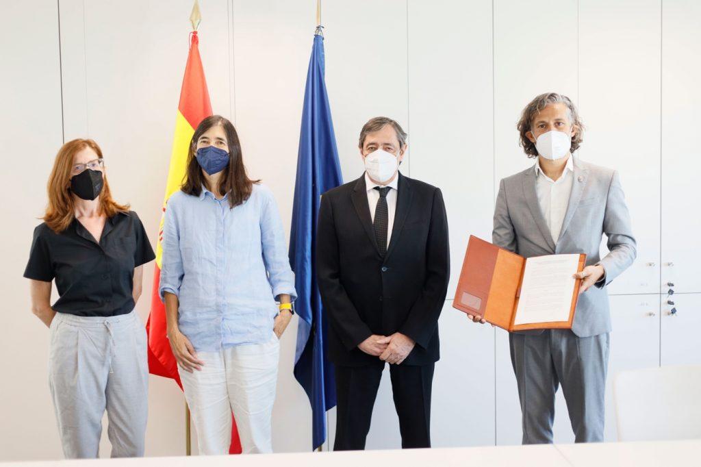 El CNIO colabora con la Fundación Franz Weber para fomentar alternativas al uso de animales en investigación