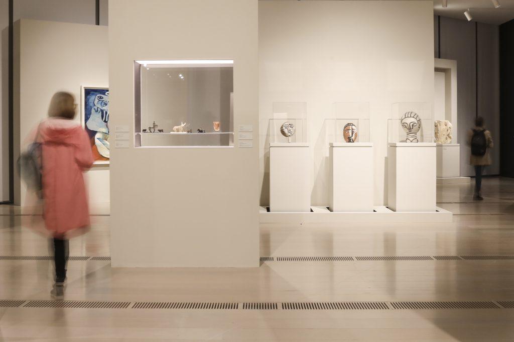 Última semana para descubrir la influencia del arte primitivo en la obra de Picasso